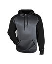 Badger Sport 1449 Adult Sport Heather Tonal Hood