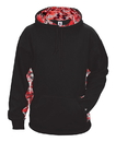 Badger Sport 1464 Adult Digital C/B Fleece Hood