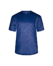 Badger Sport 2131 Youth Lined Embossed Tee