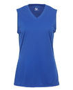 Badger Sport 2163 Girls' B-Core Sleeveless Tee