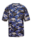 Badger Sport 2181 Youth Camo Tee