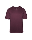Badger Sport 4124 Adult B-Core V-Neck Tee
