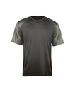 Badger Sport 4125 Adult Sport Stripe Tee