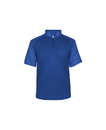 Badger Sport 4132 Adult Sport Stripe Short Sleeve 1/4 Zip