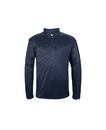 Badger Sport 4134 Adult Line Embossed 1/4 Zip
