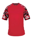 Badger Sport 4141 Adult Camo Sport Tee