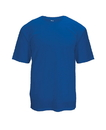 Badger Sport 4170 Adult Vent Back Tee