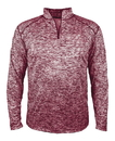 Badger Sport 4192 Adult Sport Blend 1/4 Zip