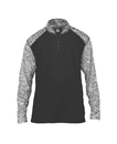 Badger Sport 4197 Adult Sport Blend 1/4 Zip