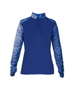 Badger Sport 4198 Ladies' Sport Blend 1/4 Zip