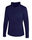 Badger Sport 4286 Ladies' Lightweight 1/4 Zip Pullover