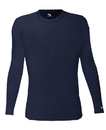 Badger Sport 4704 Adult B-Hot Long Sleeve Crew