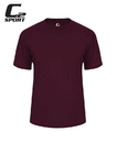 Badger Sport 5150 C2 Adult Colorblock Tee