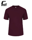 Badger Sport 5250 C2 Youth Colorblock Tee