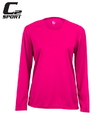 Badger Sport 5604 C2 Ladies' Long Sleeve Tee