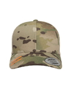 Flexfit 6606MC Yupoong Classics Multicam Retro Trucker Cap