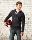 J.America 8231 Adult Sport Lace Jersey Hood