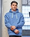 J.America 8677 Adult Melange Basic Hood