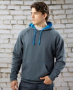 J.America 8883 Adult Shadow Fleece Hooded Fleece