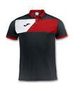 Joma Sport 100679 Adult Crew II Short Sleeve Polo Shirt