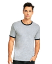 Next Level 3604 Men's Premium Fitted Cotton Ringer Tee