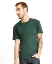 Next Level 3605 Adult Cotton Pocket Tee