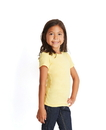Next Level 3712 Girl's Princess CVC Tee