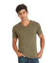 Next Level 6040 Men's Tri-Blend V-Neck Tee