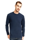 Next Level 6411 Adult Sueded Long Sleeve Tee