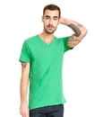 Next Level 6440 Men's Sueded V-Neck Tee