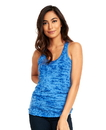 Next Level 6533 Women's Burnout Racerback Tank