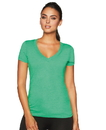 Next Level 6740 Women's Tri-Blend Deep V-Neck Tee