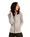 Next Level 9603 Women's PCH Raglan Zip Hood