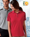 Paragon SM0114 Ladies'' Mesh Shoulder Trim Sport Shirt
