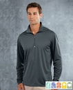 Paragon SM0350 Adult 1/4 Zip Pullover