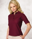 Featherlite SP5500 Ladies' Silky Smooth Sport Shirts
