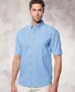 Sierra Pacific SP6211 Mens Tall Short Sleeve Cotton Denim Shirt