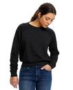 US Blanks US0838 Women's Crop Raglan Pullover