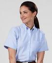 Van Heusen V0003 Ladies' Short Sleeve Oxford