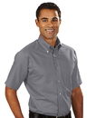 Van Heusen V0042 Men's Short Sleeve Oxford
