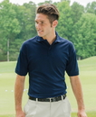 Whispering Pines 2800 Willow Pointe Adult Performance Textured Sport Shirt
