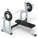 Power Systems 40864 Sierra Olympic Flat Bench