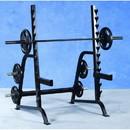 Pro Maxima 48494 Pro Maxima PL-127 Squat Rack w/Weight Storage