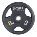 Power Systems 55883 Power Systems Urethane Plate 2.5LB (Black)