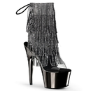 Pleaser ADORE-1017RSF Platforms (Exotic Dancing) : Ankle/Mid-Calf Boots, 7