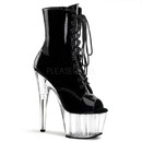 Pleaser ADORE-1021 Platforms (Exotic Dancing) : Ankle/Mid-Calf Boots, 7