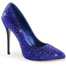 "Fabulicious AMUSE-20RS Shoes : 5"" Amuse, 5"