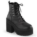 Demonia ASSAULT-100 Women's Ankle Boots, 4 3/4