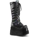 Demonia BEAR-205 Women's Mid-Calf & Knee High Boots