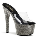 Pleaser BEJEWELED-701DM Platforms (Exotic Dancing) : Specialty Collection, 7